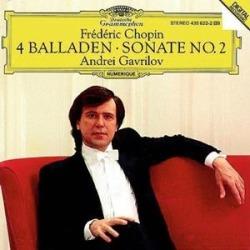 Ballades / Piano Sonata 2