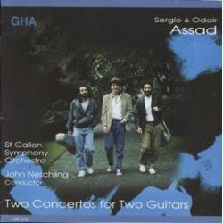 Concierto Madrigal For 2 Guitars & Orchestra