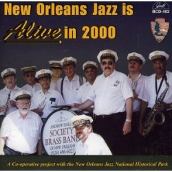 New Orleans Jazz Is Alive In 2000: New Orleans Functions