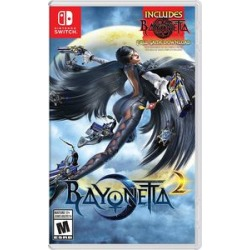Bayonetta 2 + Bayonetta (Digital Download) for Nintendo Switch