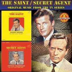 The Saint / Secret Agent (Original Music From the TV Series) found on Bargain Bro from Deep Discount for USD $9.92
