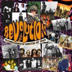 Revolution: Underground Sounds Of 1968 / Various (IMPORT)