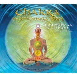 Chakra Meditations & Tones found on Bargain Bro India from Deep Discount for $13.19