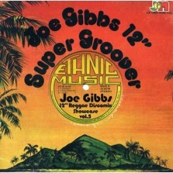 "12"" Reggae Disco Mix Showcase, Vol. 5"