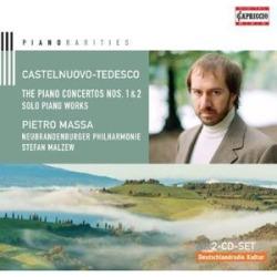 Piano Concertos Nos 1 & 2 / Solo Piano Works