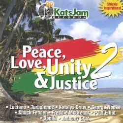 Peace Love Unity & Justice 2 / Various found on Bargain Bro India from Deep Discount for $17.68
