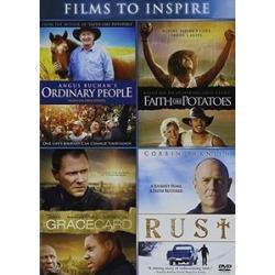 Angus Buchan�s Ordinary People / The Grace Card / Faith Like Potatoes / Rust