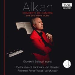 Alkan: Concerti Da Camera & Solo Piano Music (IMPORT)