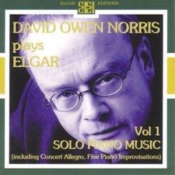 Solo Piano Music Volume 1