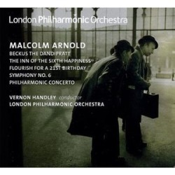 Handley Conducts Arnold