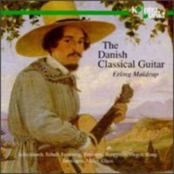 Danish Classical Guitar