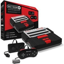 Hyperkin RetroN 2 Gaming Console - Black