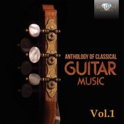 Anthology of Classical Guitar Music