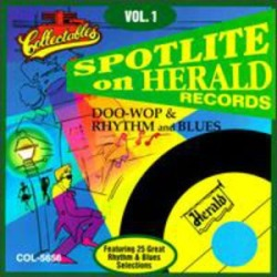 Herald Records: Doo Wop Rhythm and Blues, Vol.1 found on Bargain Bro Philippines from Deep Discount for $13.31