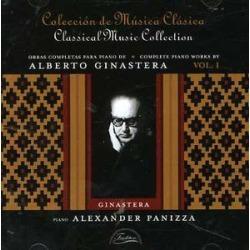 Alberto Ginastera/Obras Completas Para Piano (IMPORT)
