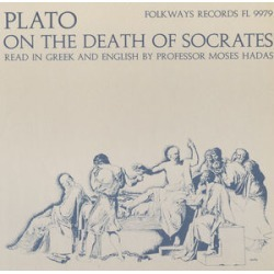 Plato on the Death of Socrates found on Bargain Bro India from Deep Discount for $14.15