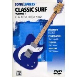 Vol. 1-Classic Surf Guitar