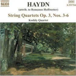 String Quartets Op 3 Nos 3-6 found on Bargain Bro India from Deep Discount for $10.41