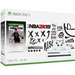 Microsoft Xbox One S 1TB Console - NBA 2K19 Bundle found on GamingScroll.com from Deep Discount for $299.99