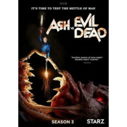 Ash vs. Evil Dead: Season 3 found on Bargain Bro India from Deep Discount for $25.11
