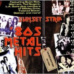 Sunset Strip 80s Metal Hits