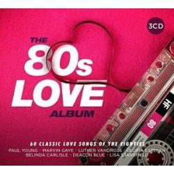 80s Love Album / Various (IMPORT)