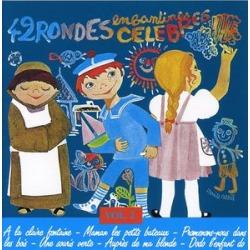 42 Rondes Enfantines Celebres Vol 2 / Var (IMPORT)