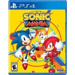 Sonic Mania Plus for PlayStation 4