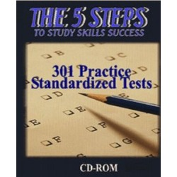 BEST DEALS The 5 Steps – 301 Practice Standardized Tests