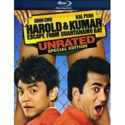 Harold & Kumar Escape from Guantanamo Bay found on Bargain Bro Philippines from Deep Discount for $4.00