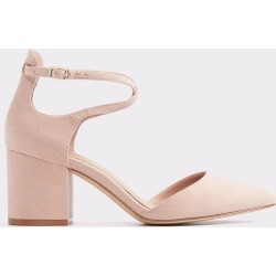 ALDO Brookshear - Women's Heel - Pink, Size 7 found on Bargain Bro India from Aldo Shoes US for $34.98
