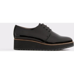 ALDO Lovirede - Women's Oxford Flats - Black, Size 5 found on Bargain Bro India from Aldo Shoes US for $54.98