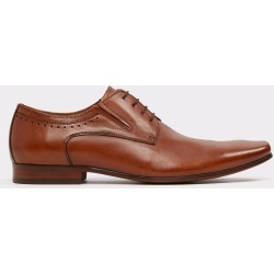 ALDO Wakler-r - Men's Lace-up Dress Shoe - Brown, Size 11 found on Bargain Bro India from Aldo Shoes US for $54.98
