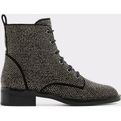 ALDO Galolia - Women's Boots - Silver, Size 6.5