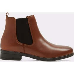 ALDO Wicoeni - Women's Ankle Boot - Brown, Size 6.5 found on Bargain Bro from Aldo Shoes US for USD $83.60