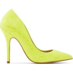 ALDO Sevielith - Women's Pump Heel - Yellow, Size 8.5 found on Bargain Bro Philippines from Aldo Shoes US for $46.98