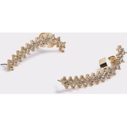 ALDO Barbaiana - Women's Earring Jewelry - Gold-Clear found on Bargain Bro India from Aldo Shoes US for $12.00