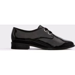 ALDO Gemelli - Women's Oxford Flats - Black, Size 5 found on Bargain Bro India from Aldo Shoes US for $39.98