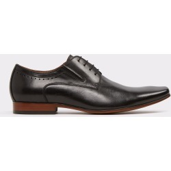 ALDO Wakler-r - Men's Lace-up Dress Shoe - Black, Size 12 found on Bargain Bro India from Aldo Shoes US for $54.98