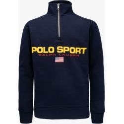 Ralph Lauren   Polo Sport Logo Half-Zip Sweat - Navy found on Bargain Bro Philippines from basefashion.co.uk for $123.55