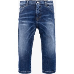 Dolce & Gabbana | Baby Plaque Logo Slim Jeans - Mid Wash found on Bargain Bro India from basefashion.co.uk for $218.85
