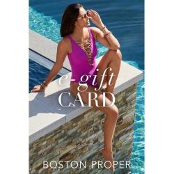 Boston Proper Gift Card - found on Bargain Bro Philippines from Boston Proper for $180.00