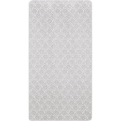 Dream On Me Breathable Orthopedic Extra Firm Crib and Toddler Mattress Reversible Design