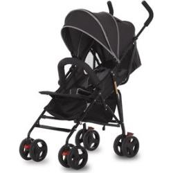 Dream On Me Vista Moonwalk Stroller in Black