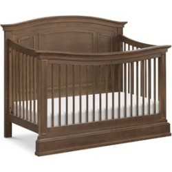Million Dollar Baby Classic Durham 4 in 1 Convertible Crib in Derby Brown
