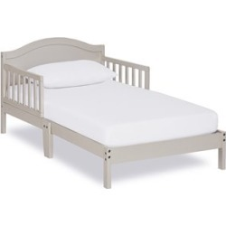 Dream On Me Sydney Toddler Bed in Gold Dust