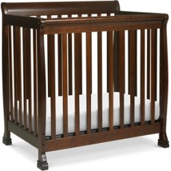 Da Vinci Systems Kalani Convertible Mini Wood Crib in Espresso Finish - M5598Q