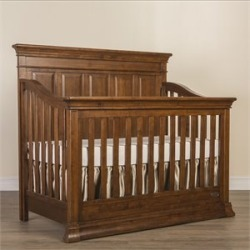 Dreamonme Evolur Napoli 5 in 1 Convertible Crib in Java - 815-CB