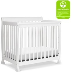 Da Vinci Systems Kalani Convertible Mini Wood Crib in White Finish - M5598W