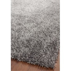 Safavieh Paris Shag 10' X 14' Hand Tufted Rug in Gray and Gray found on Bargain Bro Philippines from Cymax for $729.99